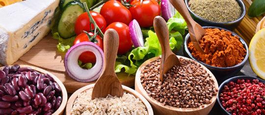 produits naturels pour de nouvelles recettes