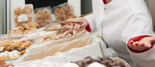 traiteur de pâtisserie et desserts à Paris