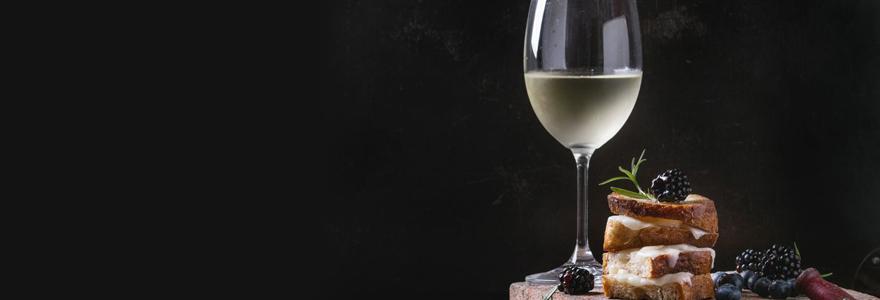 vin pour accompagner un dessert