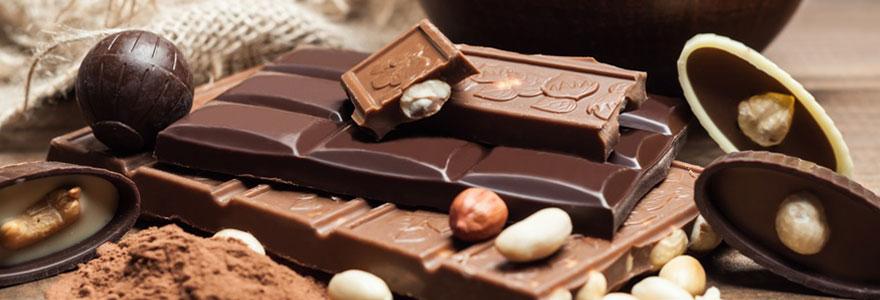 Personnalisez votre tablette de chocolat