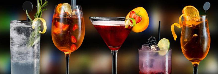 producteur de vins et cocktails
