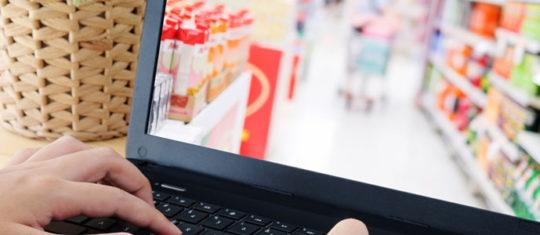 Avantages du supermarché en ligne