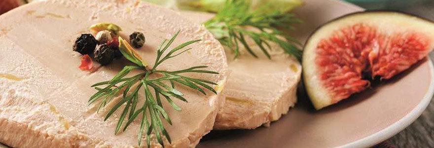 Acheter du foie gras français