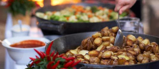 Traiteur des plats dans les Landes