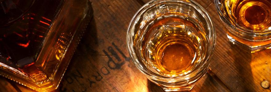 whisky de dégustation