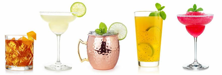 cocktails naturels