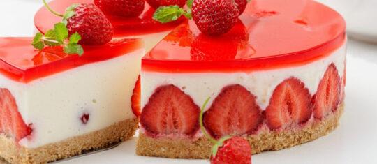 desserts au sirop